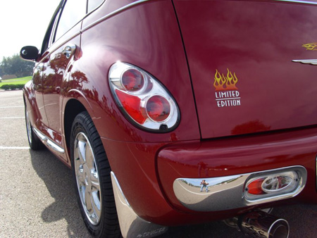 Hollywood's PT Cruiser